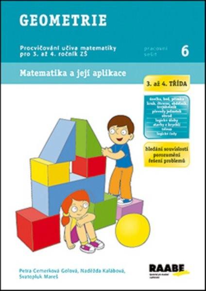 Geometrie - Pracovní sešit 6 pro 3. až 4. ročník ZŠ