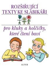 Rozšiřující texty ke slabikáři - Pracovní sešit ke Slabikáři 3.díl