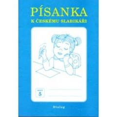 Písanka k Českému slabikáři 1 - 5 (soubor 5 kusů)