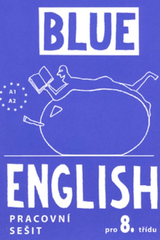 Blue English 8.r. - pracovní sešit + audio CD