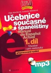 Učebnice současné španělštiny 1.díl + CD MP3