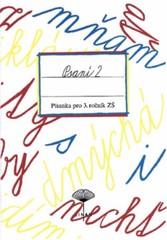 Psaní 2 - písanka pro 3. ročník ZŠ
