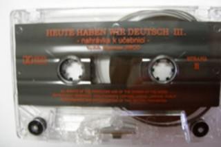 Heute haben wir Deutsch 3 - audiokazeta