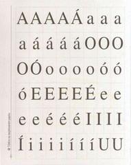 Toulavá písmenka - vystřihovací písmenka a slabiky