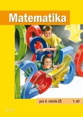 Matematika 4.ročník 1. díl (učebnice)