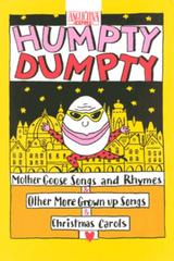 Humpty Dumpty - audio CD ke zpěvníku