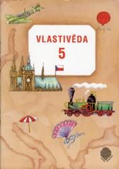Vlastivěda pro 5. ročník - učebnice