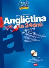 Angličtina za 24 dnů + audio CD