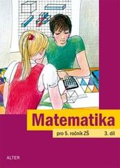 Matematika 5.ročník 3.díl (učebnice)