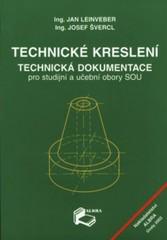 Technické kreslení, technická dokumentace pro studijní a učební obory SOU