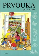Prvouka 2. ročník ZŠ - učebnice