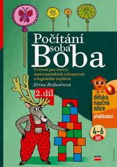 Počítání soba Boba 2. díl (pro děti od 4 do 6 let)