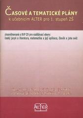 Časové a tematické plány k učebnicím Alter pro 1.stupeň ZŠ
