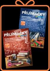 Přijímačky v pohodě 5 a 7 - Matematika, Český jazyk a literatura