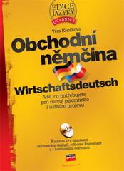 Obchodní němčina + audio CD