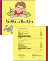 Písničky ze Slabikáře Jiřího Žáčka - audio CD