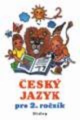 Český jazyk pro 2.ročník - učebnice