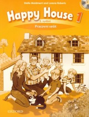Happy House 1 Third edition - Pracovní sešit + CD