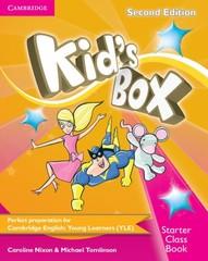 Kid's Box Starter Class Book with CD-ROM (učebnice)