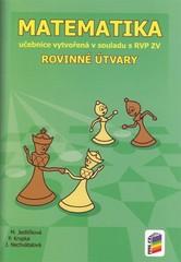Matematika 7.r. - Rovinné útvary (učebnice)