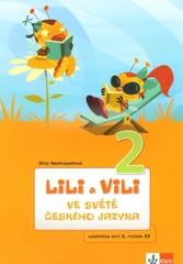 Lili a Vili ve světě českého jazyka 2.r.