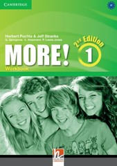 More! 1 Workbook (2nd Edition)