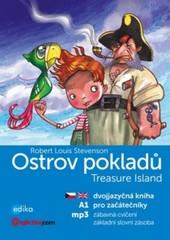 Ostrov pokladů - Treasure Island (dvojjazyčná kniha)