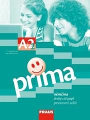 Prima 4.díl - pracovní sešit (A2)