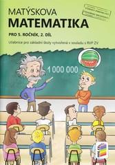 Matýskova matematika pro 5.r. ZŠ - 2. díl Učebnice