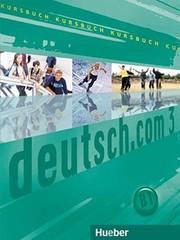 deutsch.com 3 - Kursbuch (učebnice)