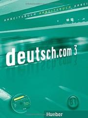 deutsch.com 3 - Arbeitsbuch (pracovní sešit + CD)