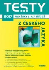 Testy 2017 z českého jazyka pro žáky 5. a 7. tříd ZŠ