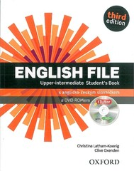 English File Third Edition Upper-intermediate Students Book + iTutor DVD-ROM