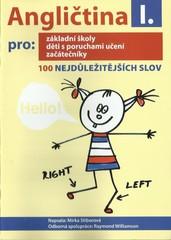 Angličtina I. pro ZŠ, děti s poruchami učení, začátečníky