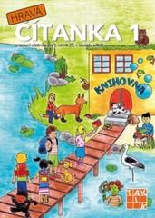 Hravá čítanka 1 - pracovní učebnice pro 1. ročník ZŠ
