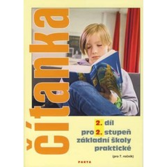 Čítanka pro 2. stupeň ZŠ praktické - 2. díl pro 7. ročník
