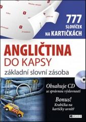 Angličtina do kapsy - základní slovní zásoba na kartičkách