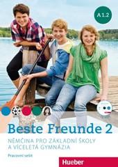 Beste Freunde 2 Pracovní sešit + CD-ROM