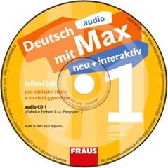 Deutsch mit Max neu + interaktiv 1 Audio CD