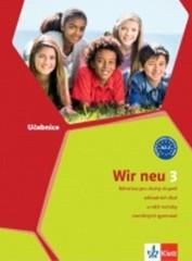 Wir neu 3 učebnice