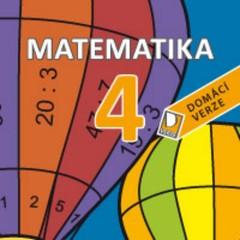 Interaktivní matematika 4 - domácí verze