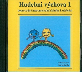 Začínáme s hudební výchovou 1.r. - audio CD