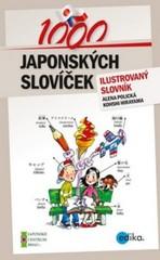 1000 japonských slovíček - ilustrovaný slovník