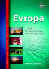 Evropa - sešitový atlas pro ZŠ a víceletá gymnázia