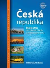 Česká republika - sešitový atlas pro ZŠ a víceletá gymnázia