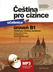 Čeština pro cizince B1 (učebnice + cvičebnice)