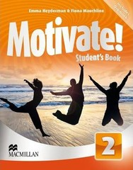 Motivate 2 Students Book (učebnice)