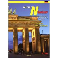 Základy němčiny 1. díl - učebnice pro 2. stupeň ZŠ praktické