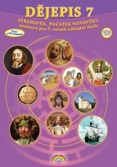 Dějepis 7.r. Sředověk, počátek novověku (učebnice)