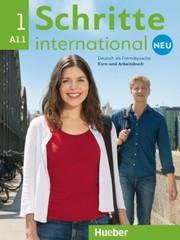 Schritte international Neu 1 Paket (Kursbuch + Arbeitsbuch + Glossar)
